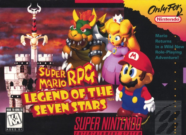 Gaming Memories: Saving Up for Super Mario RPG