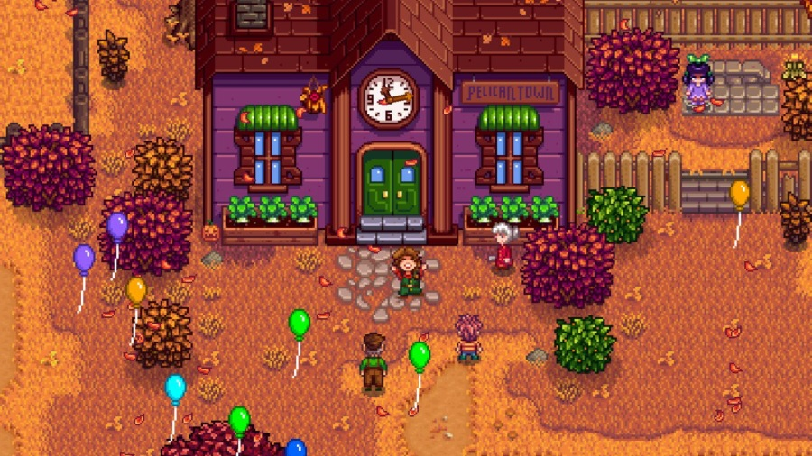 5 Stardew Valley small