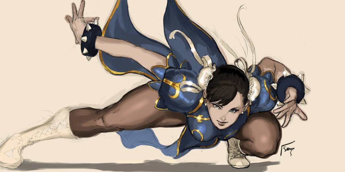 Video Game Crushes: Chun-Li