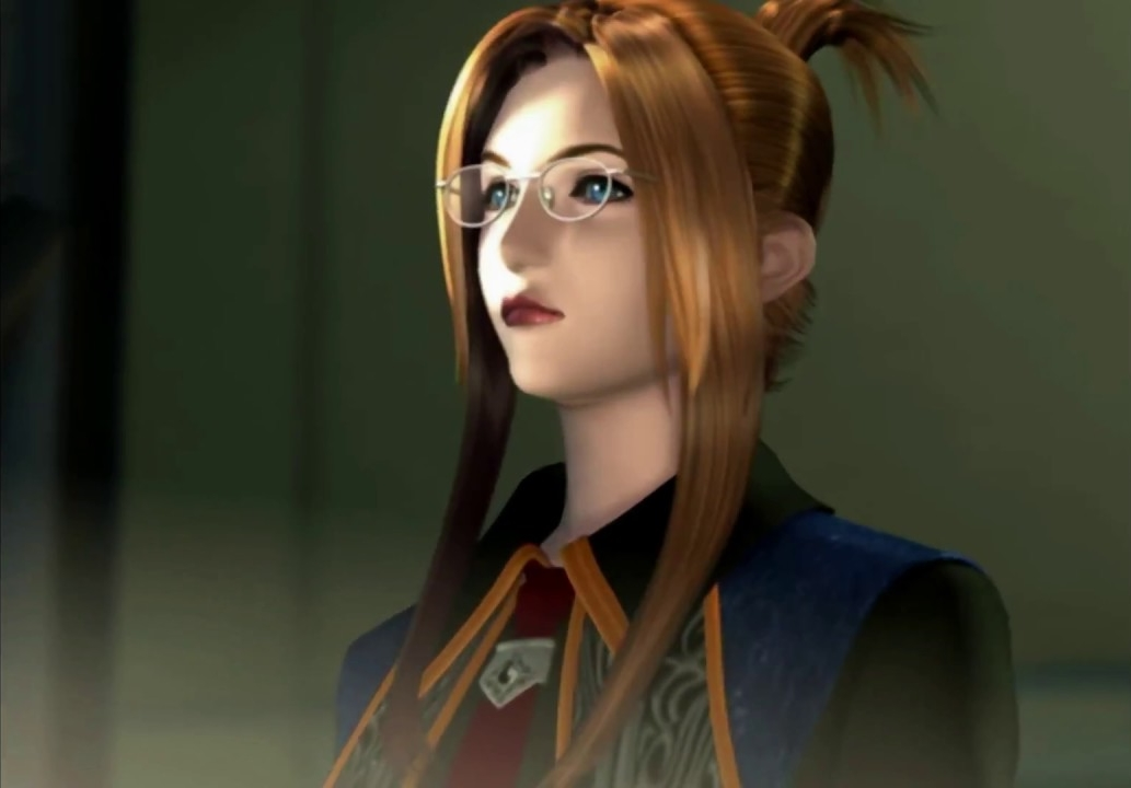 Video Game Crushes: Quistis Trepe