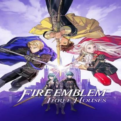 Fire Emblem Three Houses1