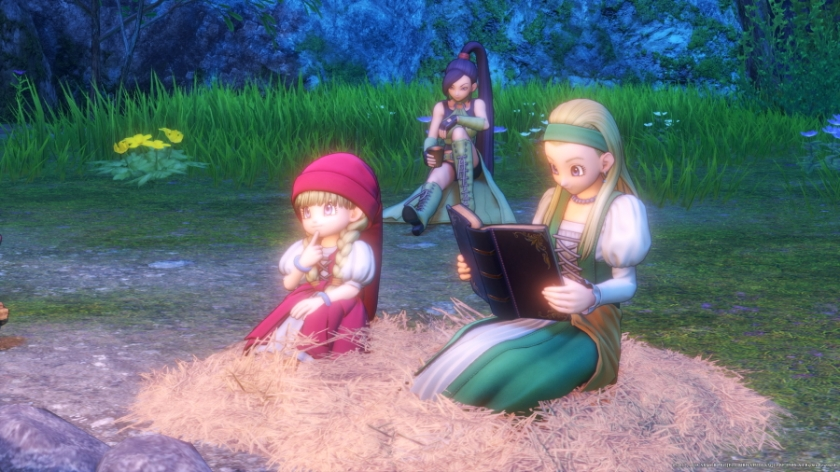 DRAGON QUEST XI: Echoes of an Elusive Age_20190614135402
