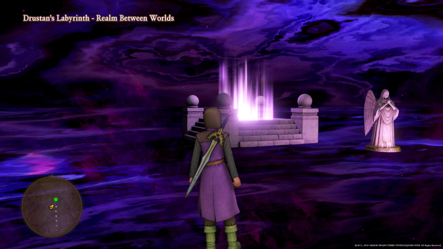 DRAGON QUEST XI: Echoes of an Elusive Age_20190626145811