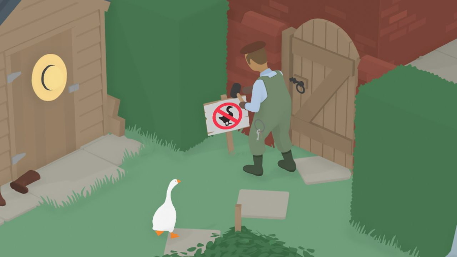 Untitled Goose Game (2)