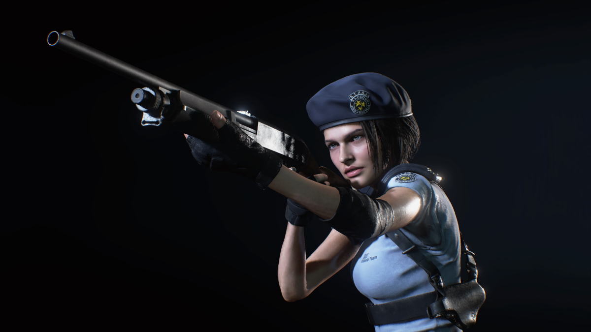 Video Game Crushes: Jill Valentine