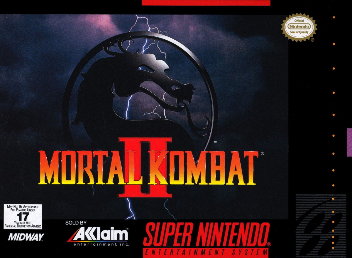 Gaming Memories: Mortal Monday (II)