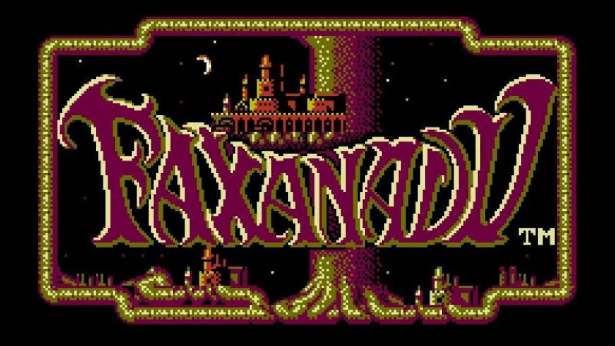 Gaming Memories: Faxanadu and the Filthy Sword