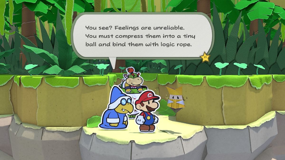 Paper Mario (and More-io)