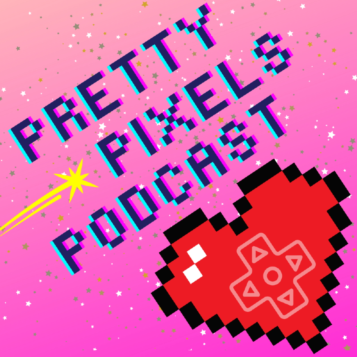 Pretty Pixels Podcast