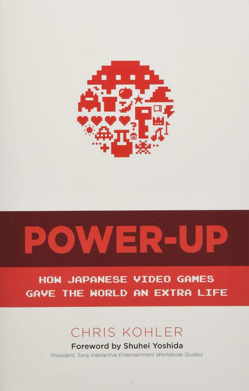 Power Up Cover